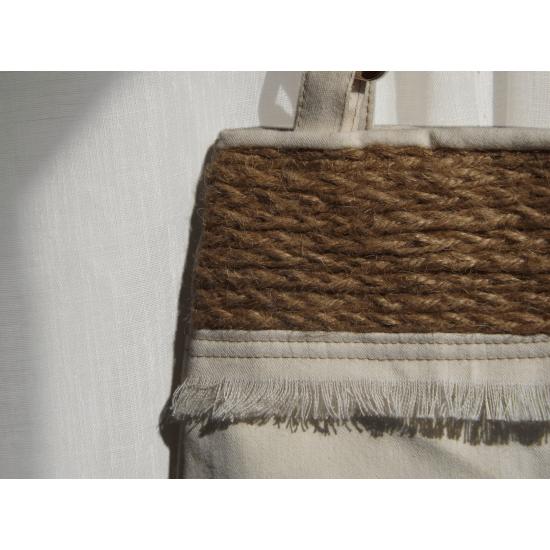 Laure-Fabric bag